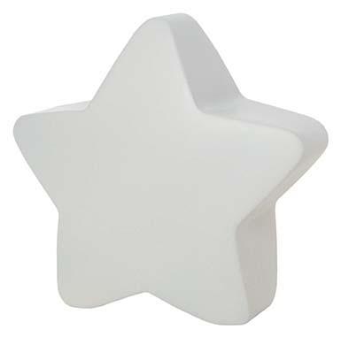 Veilleuse étoile grise