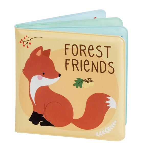 Livre de bain Amis de la forêt