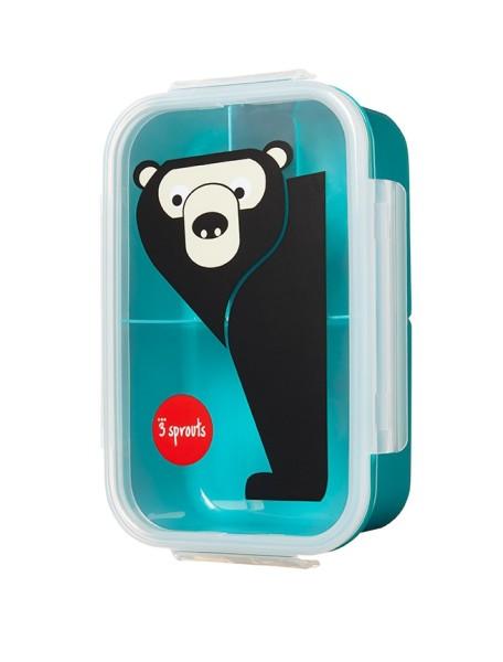 Boîte à déjeuner ours