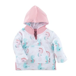 Poncho Hippocampe 12-24 M
