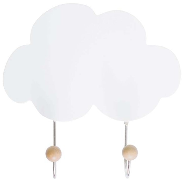 Patères nuage
