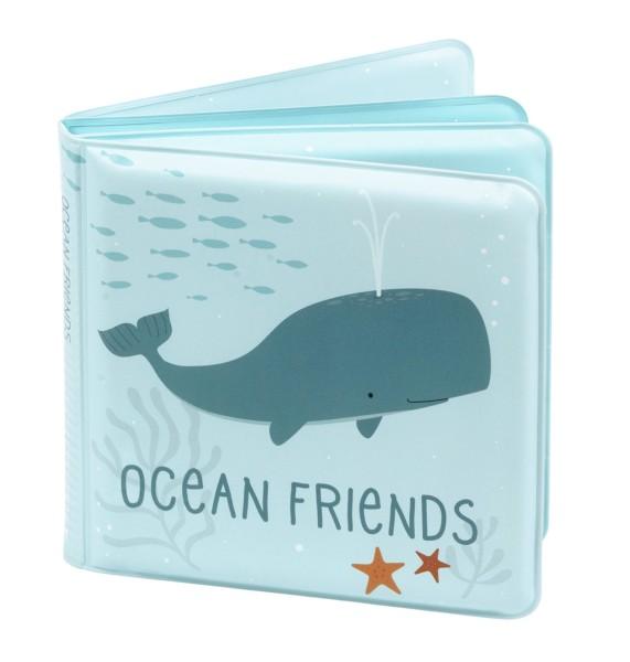 Livre de bain Amis de l''océan