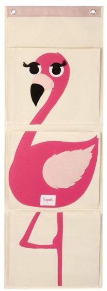Wandaufbewahrung Flamingo