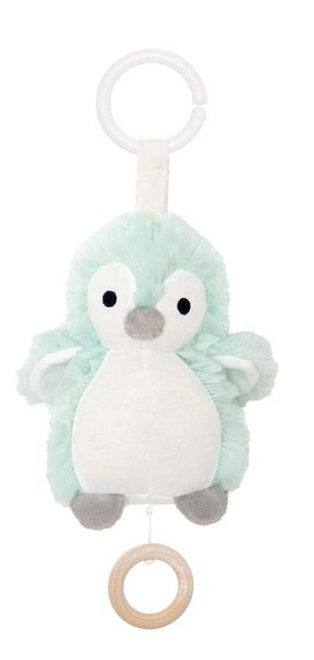 pingouin bleu musical