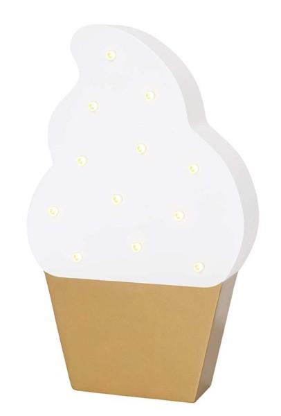 Lampe à LED Glace