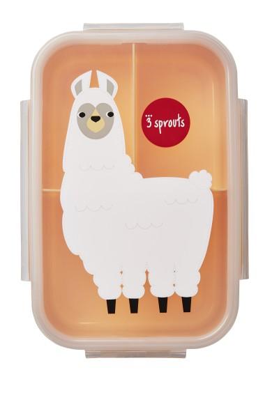 Boîte à déjeuner lama