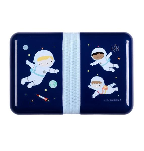 Boîte à déjeuner astronautes