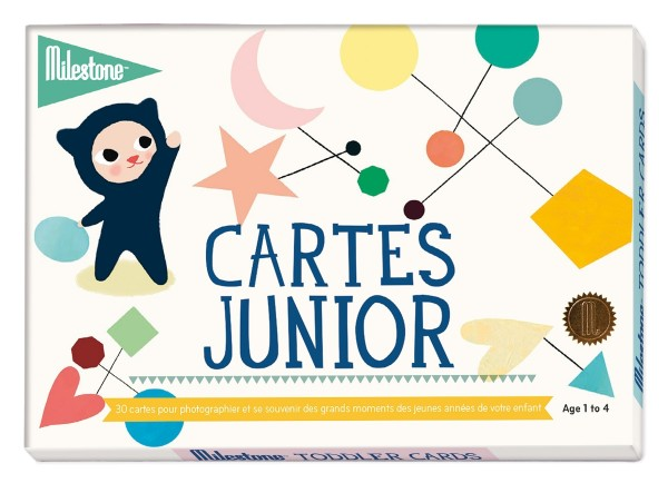 Cartes Photos Junior - Version française