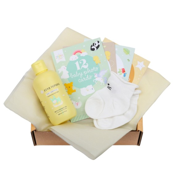 Boîte cadeau bébé (S)
