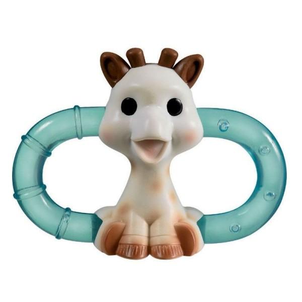 Double anneau de dentition Sophie la girafe