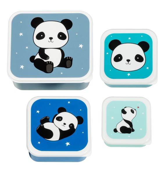 Boîte à collation panda