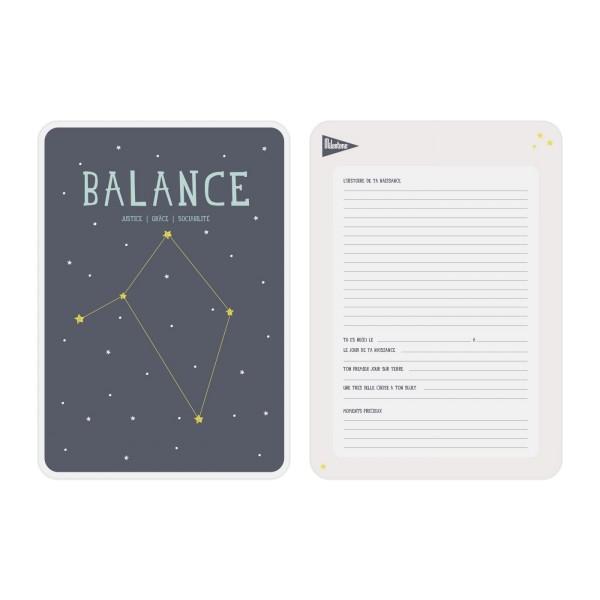 Poster Zodiac Balance
