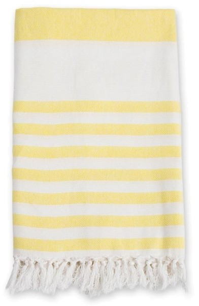 Serviette de plage (Turkish Towel) -Sunshine