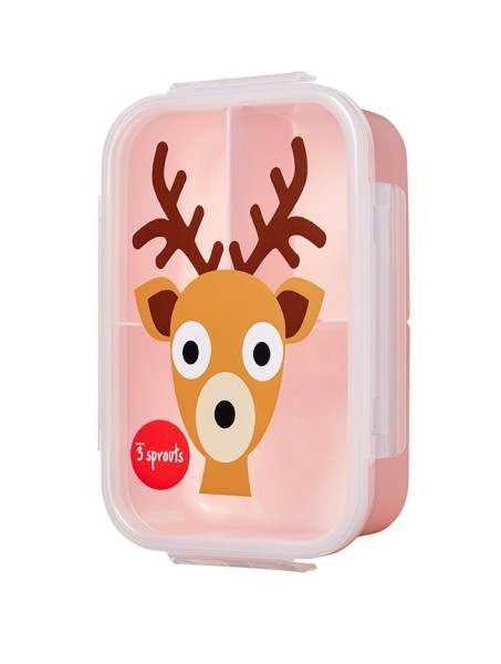 Boîte à déjeuner cerf