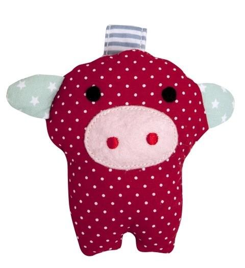 "Hochet ""Liva"" le cochon"