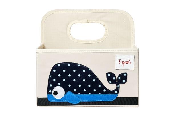 Petit panier de rangement baleine
