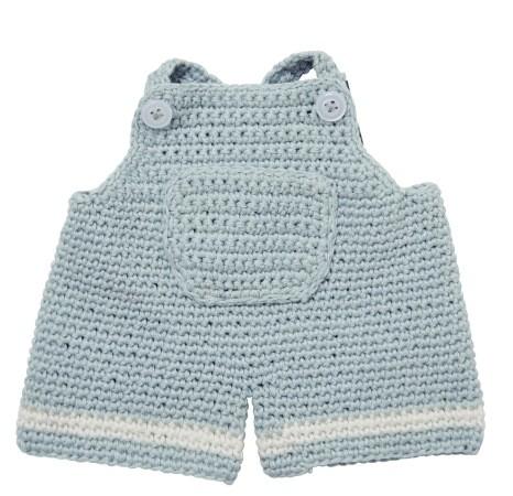 Pantalon crochet pour poupée 32cm