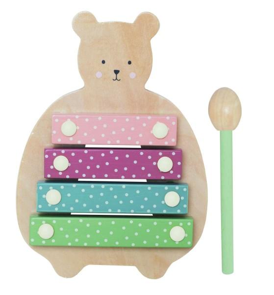 Xylophone teddy