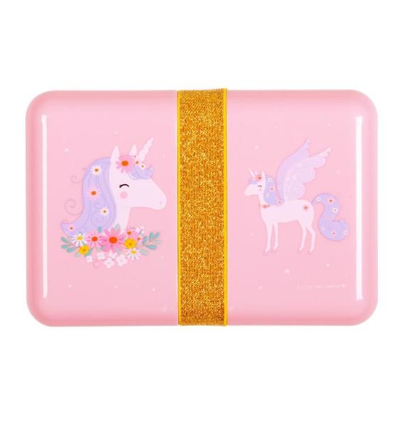 Boîte à déjeuner licorne