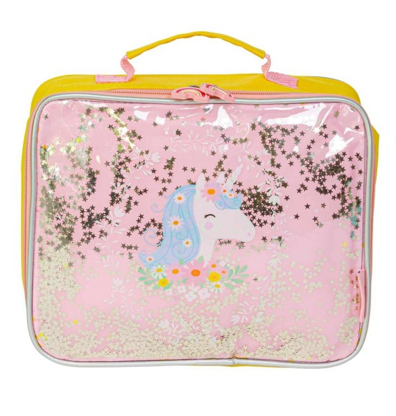 Lunch box - licorne glitter