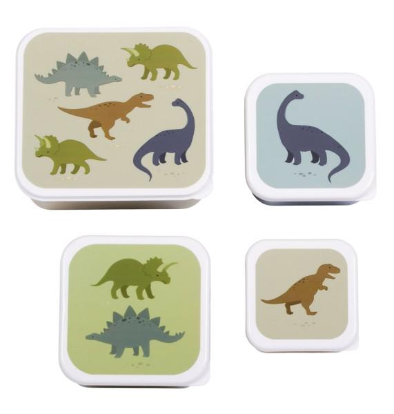 Boîte à collation dinosaures