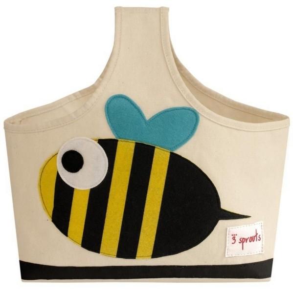 Aufbewahrungstasche Biene