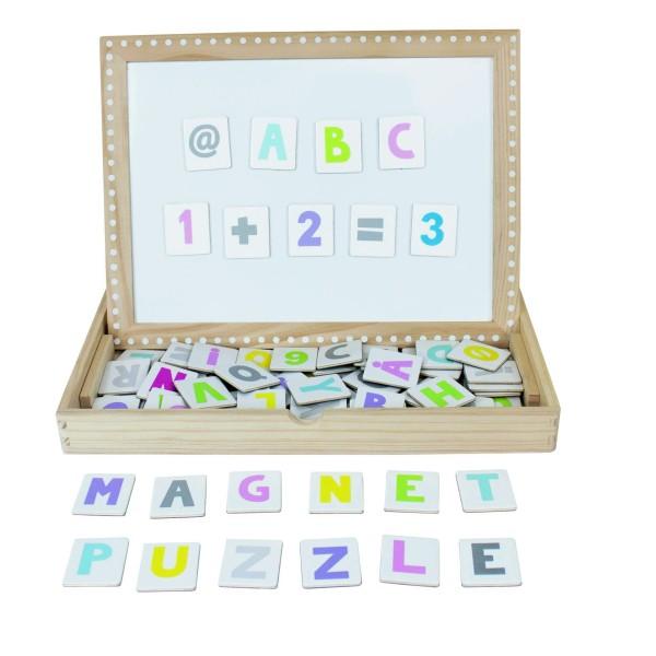 Tableau magnétique ABC