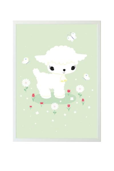 Poster agneau