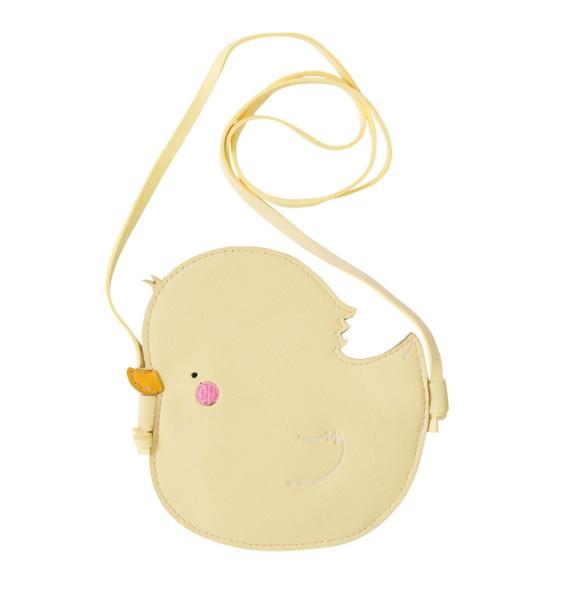 Petit sac à main canard