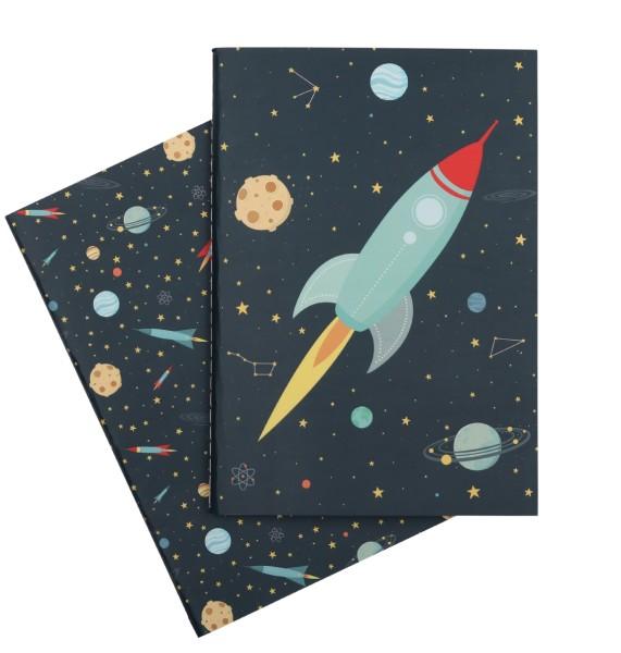 Carnets A5 espace
