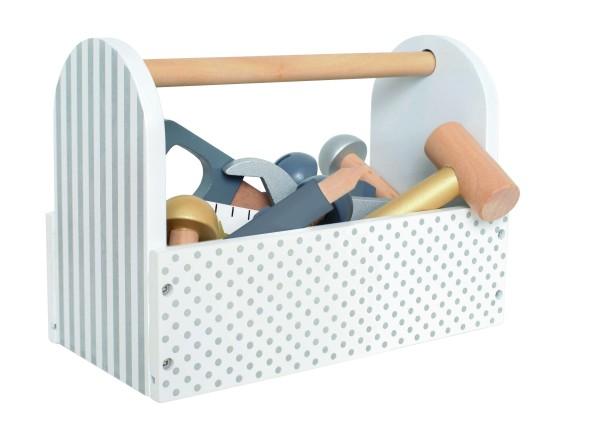 Boîte à outils silver