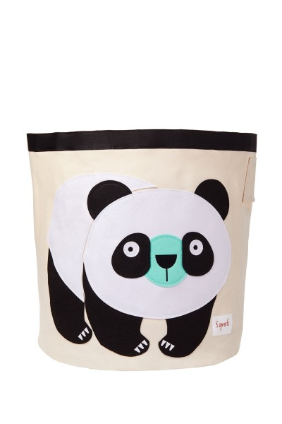 Sac à jouets panda