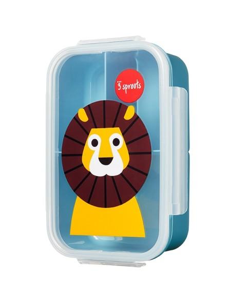 Boîte à déjeuner lion
