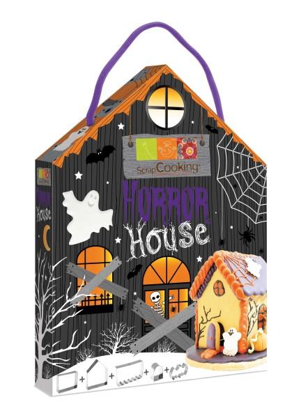 """Kit découpoirs """"Horror house"""""""