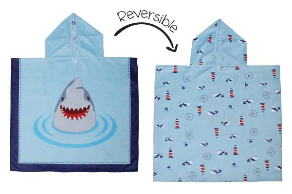 Poncho Requin