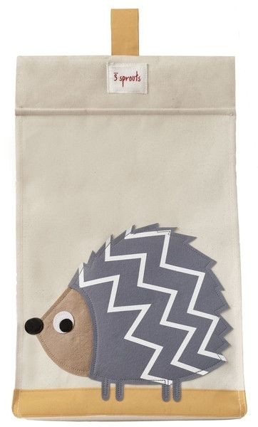 diaper stacker hedgehogue