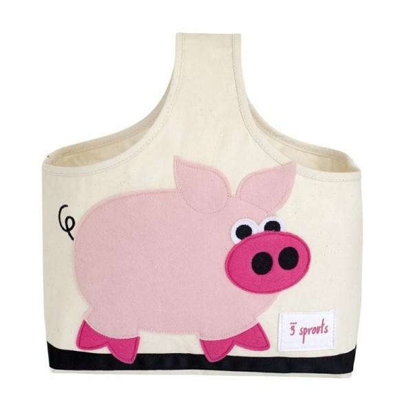 Aufbewahrungstasche Schwein