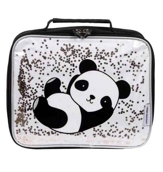 Sac isotherme - panda glitter
