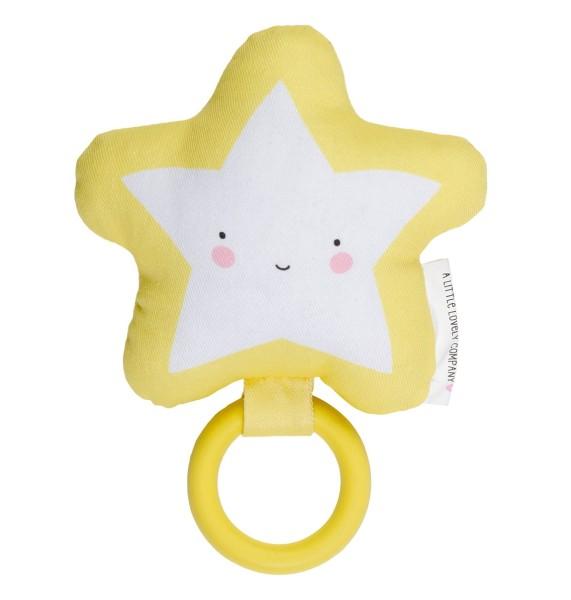 Hochet étoile