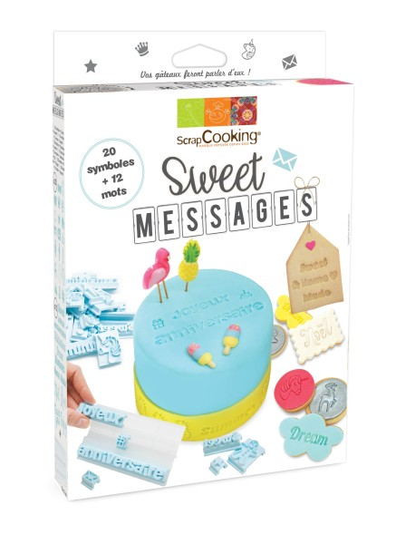 """Kit """"Sweet messages"""""""