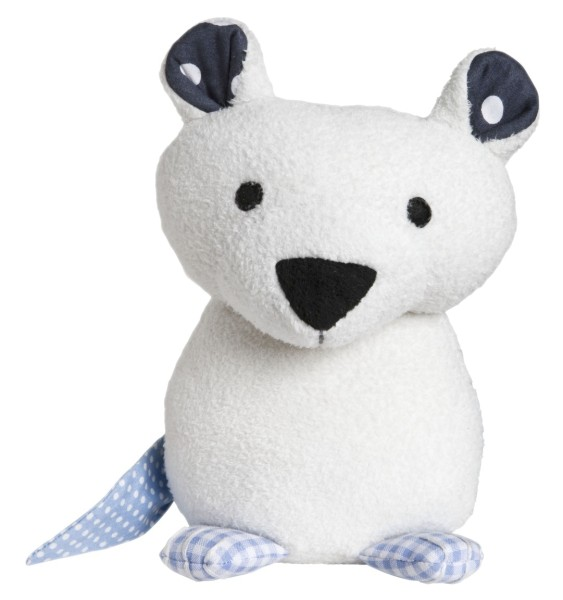 """Peluche """"Knut"""" l''ours polaire"""