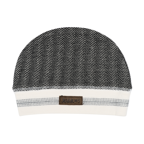 Bonnet collection cottage gris foncé S