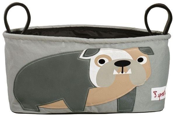 Sac poussette bulldog