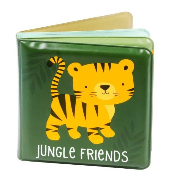 Livre de bain Amis de la jungle