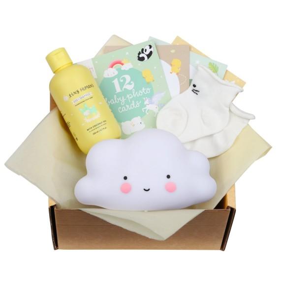 Boîte cadeau bébé (M)