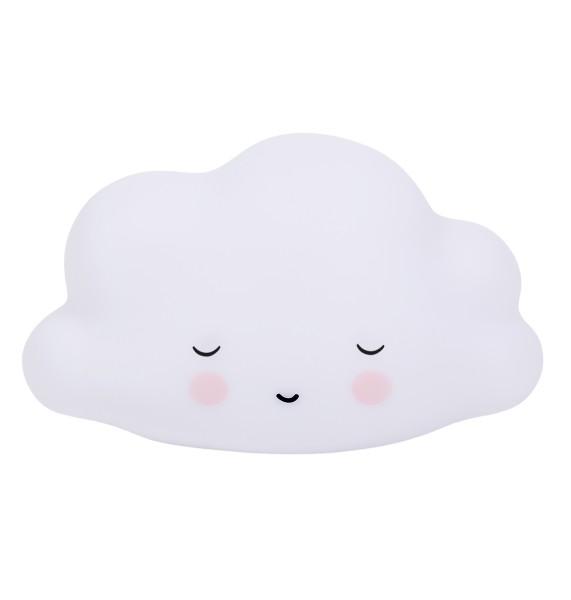 Petite veilleuse nuage endormi