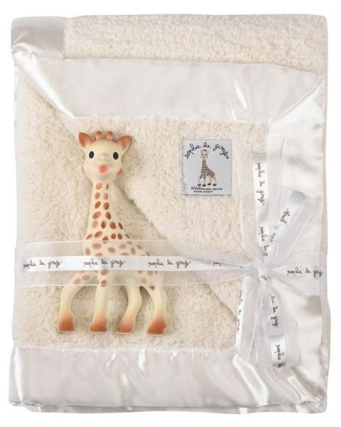 Couverture PRESTIGE Sophie la girafe 85 x 73 cm