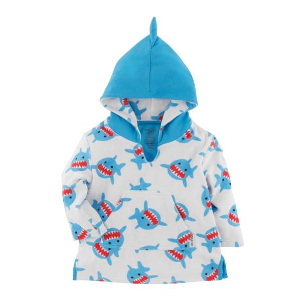 Poncho Requin 0-12M