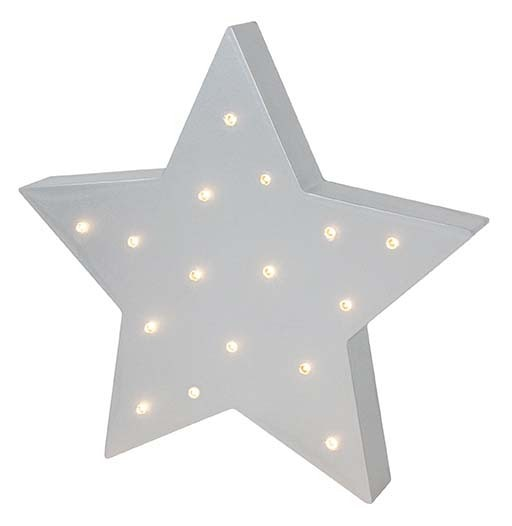 Lampe à LED étoile