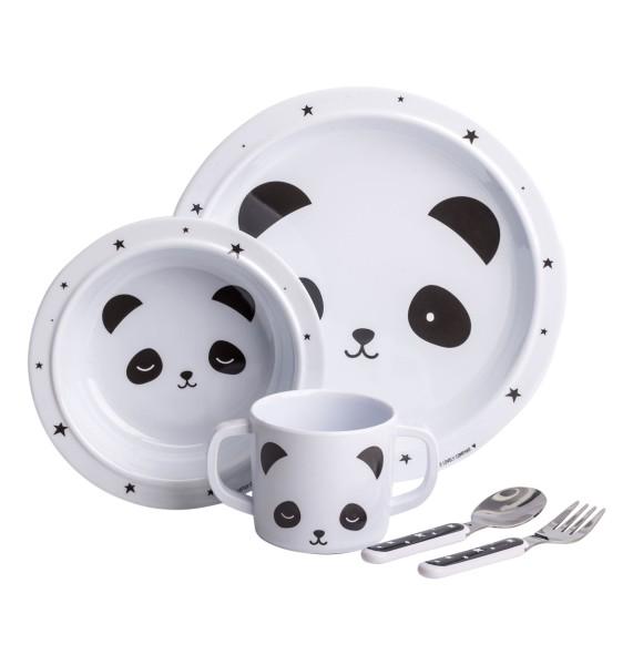 Set de repas Panda